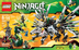 lego ninjago epic dragon battle defeat