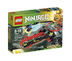 lego ninjago warrior bike lord garmadon's