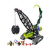 lego ninjago fangpyre wrecking ball rescue