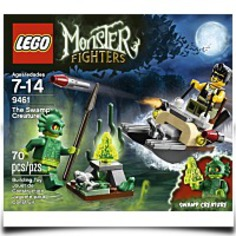 Buy Now Monster Fighters 9461 The Swamp Creature