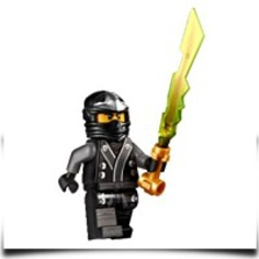 On SaleNinjago 2013 Cole Minifigure Final Battle