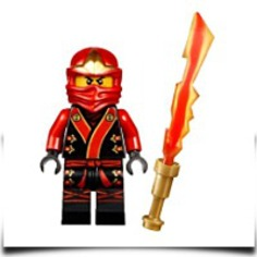 On SaleNinjago 2013 Kai Minifigure Final Battle