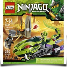 Buy Now Ninjago 9447 Lashas Bite Cycle