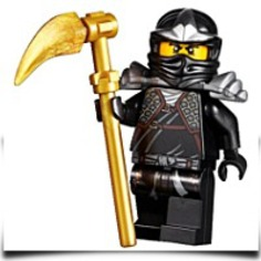 Buy Now Ninjago Cole Zx Minifigure