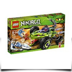 Buy Now Ninjago Fangpyre Truck Ambush 9445
