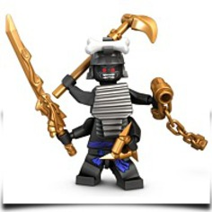 On SaleNinjago Lord Garmadon Minifigure