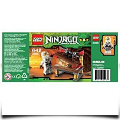 Buy Now Ninjago Mini Figure Set 30086 Hidden