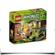 Ninjago Venomari Shrine 9440