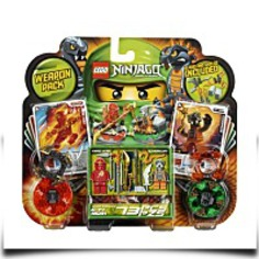 Buy Now Ninjago Weapon Pack 9591