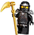 lego ninjago cole minifigure looseincludes shoulder