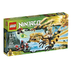 lego ninjago golden dragon lloyd ninja
