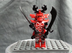 lego ninjago general kozu mini figure