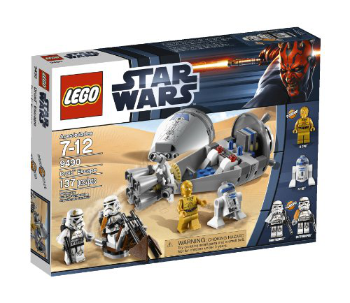 Lego Star Wars Droid Escape 9490